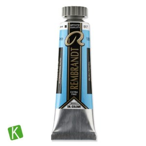 Tinta a Óleo Rembrandt 15ml 517 King's Blue