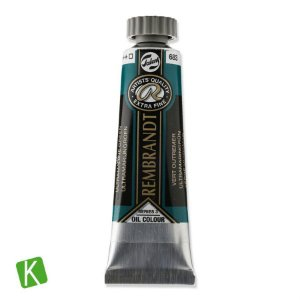 Tinta a Óleo Rembrandt 15ml 683 Ultramarine Green