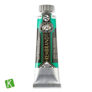 Tinta a Óleo Rembrandt 15ml 615 Emerald Green