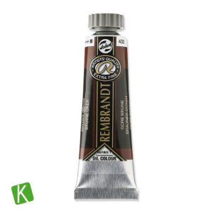 Tinta a Óleo Rembrandt 15ml 430 Brown Ochre