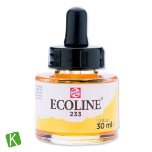 Ecoline Talens 233 Chartreuse Yellow 30ml