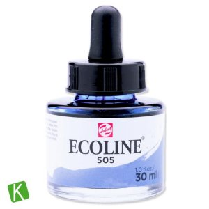 Ecoline Talens 505 Ultramarine Light 30ml