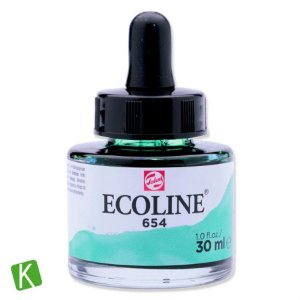 Ecoline Talens 654 Fir Green 30ml