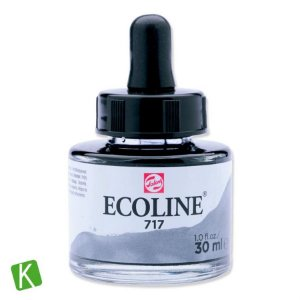 Ecoline Talens 717 Cold Grey 30ml