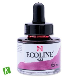Ecoline Talens 422 Reddish Brown 30ml