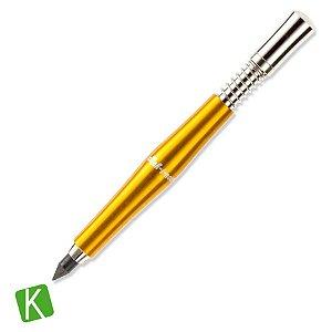 Portamina Koh-I-Noor 5,6mm Amarelo Mini
