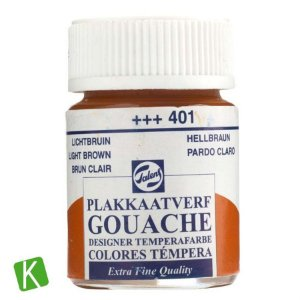 Guache Talens Extra Fine 16ml 401 Light Brown