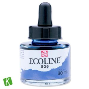 Ecoline Talens 506 Ultramarine Deep 30ml