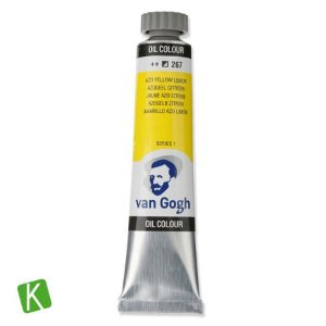Tinta a Óleo Van Gogh 20ml 267 Yellow Lemon