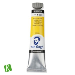 Tinta a Óleo Van Gogh 20ml 268 Yellow Light