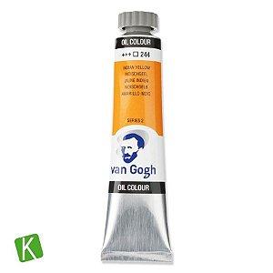 Tinta a Óleo Van Gogh 20ml 244 Indian Yellow