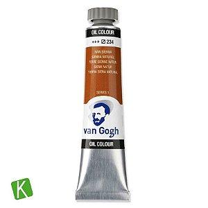Tinta a Óleo Van Gogh 20ml 234 Raw Sienna