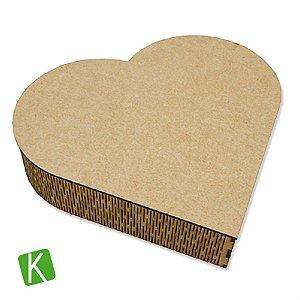 Caixa MDF Coração