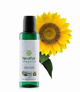 Óleo Vegetal de Girassol Orgânico 120ml - Terra Flor