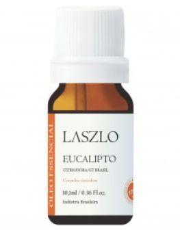 Óleo Essencial Eucalipto Citriodora GT Brasil 10,1ml - Laszlo