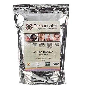 Argila Preta Orgânica 1kg - Terramater
