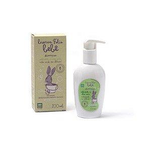 Shampoo líquido Calêndula e Aloe Vera 200ml - Reserva Folio