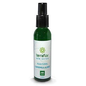Hidrolato /Água Floral Camomila Alemã 120ml - Terraflor