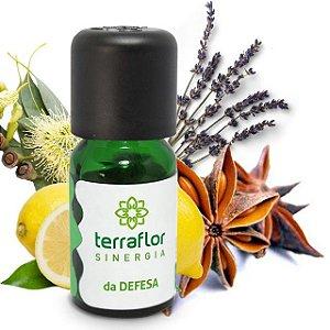 Sinergia da Defesa 10ml - Terraflor