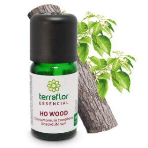 Óleo Essencial de Ho Wood 5ml – Terra Flor