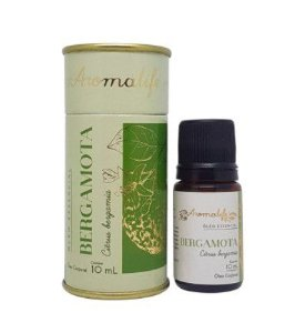 Óleo Essencial Bergamota 10ml - Aromalife