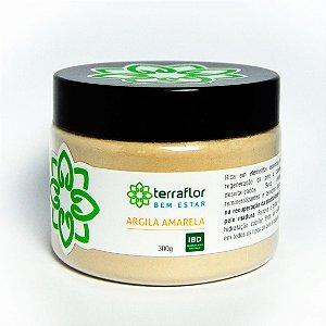 Argila Amarela 300g - Terraflor