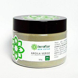 Argila Verde 300g - Terraflor