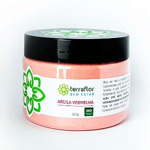Argila Vermelha 300g - Terraflor
