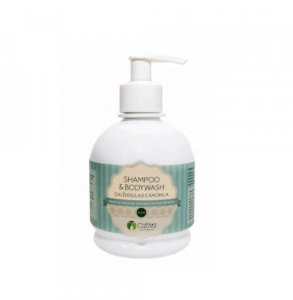 Shampoo e Sabonete Calêndula e Camomila 315 ml - Cativa