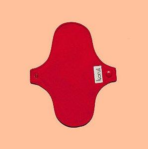 Absorvente Reutilizável Mini Fogo - Conforto Natural - Korui