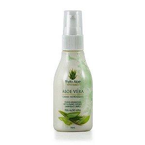 Creme Hidratante Aloe Vera - Phytoterápica - 70ml