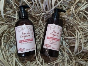 Kit Flor de Cerejeira para o Corpo Arte dos Aromas