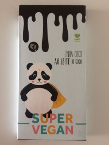 Linha Coco ao leite de coco 95g