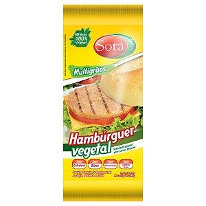 Hambúrguer vegetal Carne Branca 110g Sora