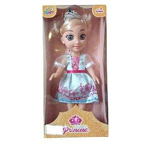 Boneca Princesa Cinderela Pequena - 321