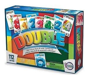 Jogo Double 112 Cartas - Tóia 12167