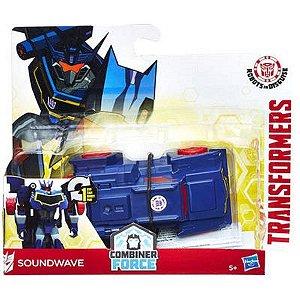 Transformers Combiner Force Soundwave - Hasbro C2339