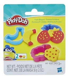 Massinha Play-Doh Kit Moldes Frutas - Hasbro E0801