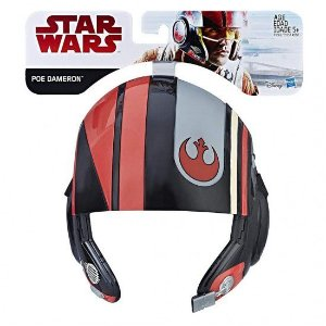 Máscara Star Wars Poe Dameron - Hasbro C1557