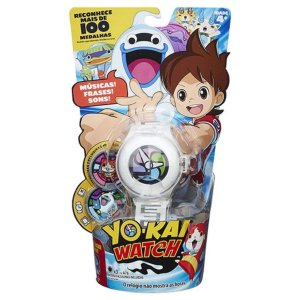 Relógio Yo-Kai Watch Eletrônico - Hasbro B5943