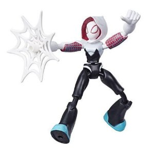 Boneco Bend e Flex Avengers Ghost Spider - Hasbro F7688
