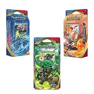 Deck de Cartas Pokémon Espada e Escudo