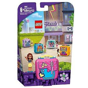 LEGO Friends Cubo de Jogo da Olivia-41667
