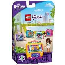 LEGO Friends Cubo de Natação da Andrea-41671