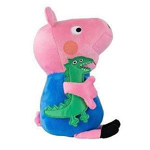 "Pelúcia George Pig 10"" - Peppa Pig"