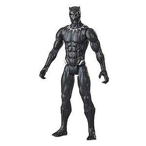 Boneco Avengers Pantera Negra Titan Hero Hasbro - F2155