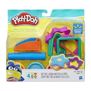 Massinha Play-Doh Kit Moldes Ferramentas - Hasbro C3140