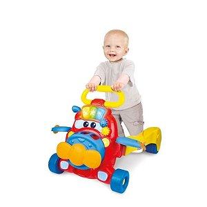 Andador e Motoca Avião WinFun - Yes Toys 0875NL