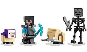 LEGO Minecraft O Portal em Ruínas