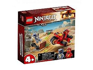 LEGO Ninjago Motocicleta de Lâminas do Kai